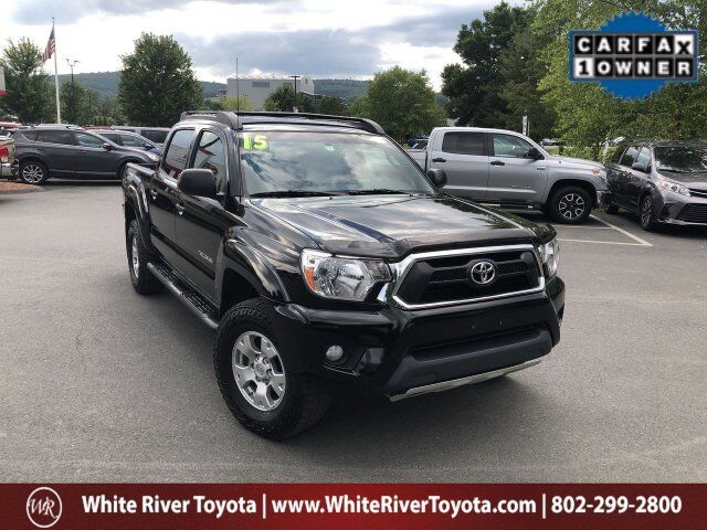 Used 2015 Toyota Tacoma TRD Off-Road in White River Junction VT