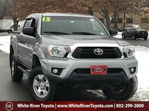 2015 Toyota Tacoma TRD Off-Road White River Junction VT