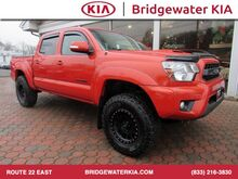 2015_Toyota_Tacoma_TRD Pro 4WD Double Cab, Tow Package, Navigation, Rear-View Camera, Touch-Screen Audio, Bluetooth Technology, Sport Front Seats, Off-Road Suspension, 17-Inch Black Alloy Wheels,_ Bridgewater NJ