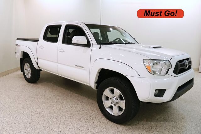 2015 Toyota Tacoma TRD Pro Mentor OH