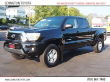 2015_Toyota_Tacoma_V6_ Lexington MA