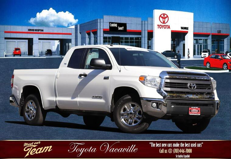 2015 Toyota Tundra Double Cab Sr5 Pickup  6 1/2 Ft Vacaville CA