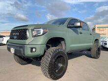 2015_Toyota_Tundra_Full Body Army Green Line-X_ Kihei HI