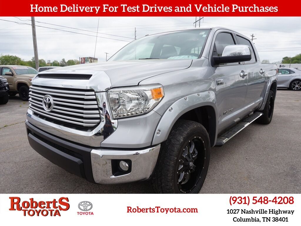2015 Toyota Tundra Limited Columbia TN