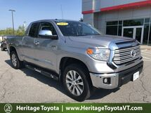 2015 Toyota Tundra Limited South Burlington VT