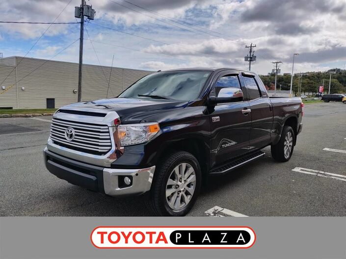 2015 Toyota Tundra Limited St. Johns NL