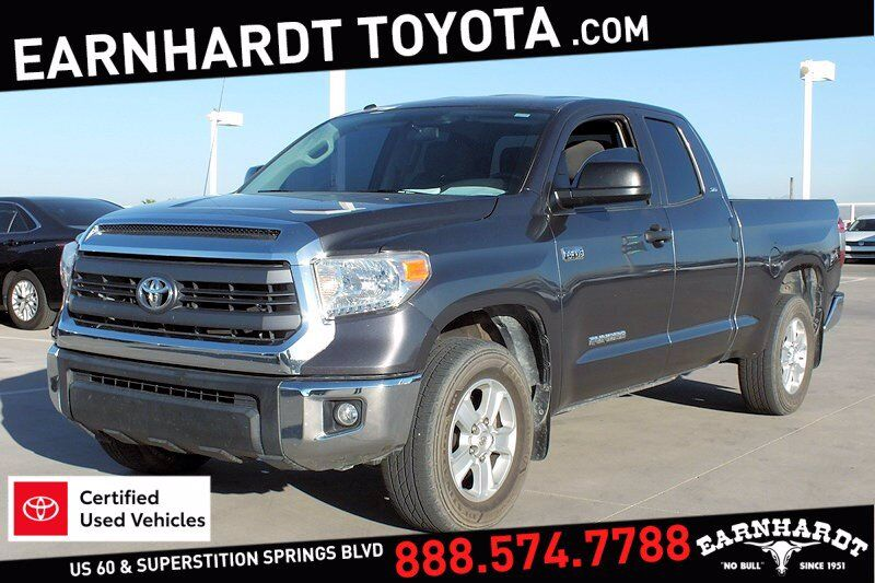 2015 Toyota Tundra SR5 2WD Double Cab *WELL MAINTAINED* Mesa AZ