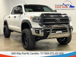 2015_Toyota_Tundra_SR5 4.6L V8 CREWMAX TSS OFF-ROAD REAR CAMERA BLUETOOTH 20 INCH ALLOY WHEELS_ Carrollton TX