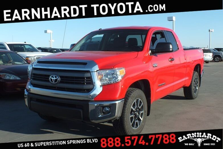2015 Toyota Tundra SR5 4WD Double Cab *TRD Off-Road Package* Mesa AZ
