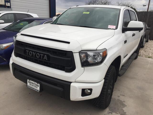 2015 Toyota Tundra SR5 5.7L V8 FFV CrewMax 4WD Austin TX