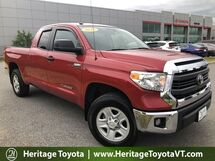 2015 Toyota Tundra SR5 South Burlington VT
