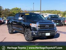 2015 Toyota Tundra SR5 TRD Off-Road CrewMax 5.7L V8 6-Spd AT South Burlington VT