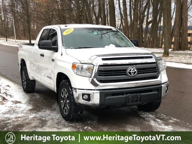 2015 toyota tundra sr5 trd off road double cab 5 7l v8 6 spd at south burlington vt 9108891. Black Bedroom Furniture Sets. Home Design Ideas