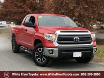 2015 Toyota Tundra SR5 TRD Off-Road White River Junction VT