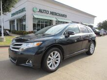 2015_Toyota_Venza_LE I4 FWD CLOTH SEATS, BACKUP CAMERA, BLUETOOTH CONNECTIVITY, AUX/USB INPUT, FM/AM RADIO_ Plano TX