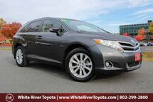 2015 Toyota Venza LE White River Junction VT