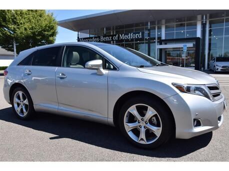 2015_Toyota_Venza_Limited_ Medford OR