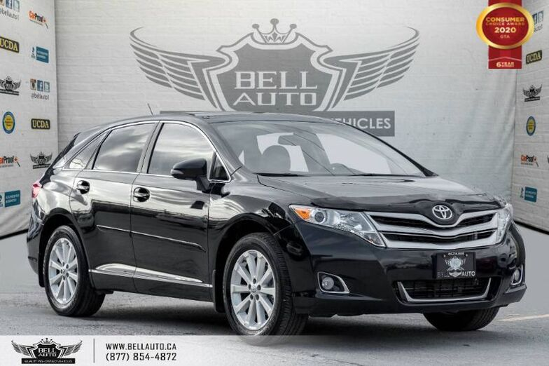 2015 Toyota Venza NO ACCIDENTS, NAVI, REAR CAMERA, LEATHER, SUNROOF. Toronto ON