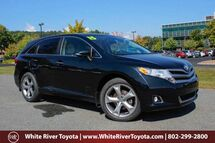 2015 Toyota Venza XLE White River Junction VT