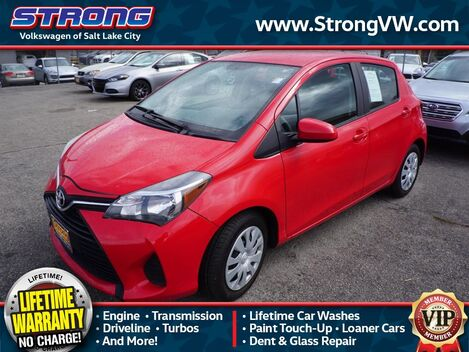 2015_Toyota_Yaris__ Salt Lake City UT