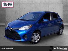 2015_Toyota_Yaris_L_ Fort Lauderdale FL