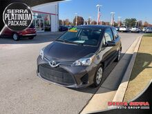 2015_Toyota_Yaris_LE_ Decatur AL
