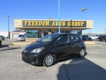 2015_Toyota_Yaris_LE_ Dallas TX