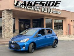 2015_Toyota_Yaris_SE 5-Door AT_ Colorado Springs CO