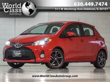2015_Toyota_Yaris_SE ONE OWNER_ Chicago IL