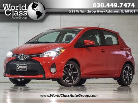 2015 Toyota Yaris SE ONE OWNER Chicago IL