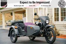 2015 Ural Gear Up Asphalt Custom