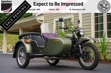2015_Ural_Patrol_2WD Green Metallic Custom_ Boxborough MA