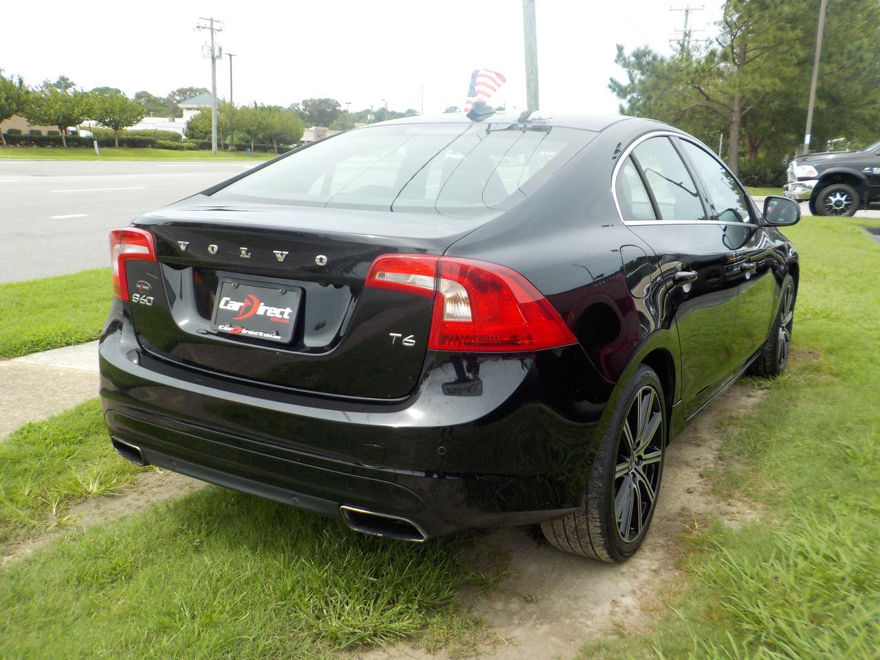 2015 VOLVO S60 PREMIER PLUS, LEATHER, BACKUP CAM, PARKING SENSORS, BLUETOOTH, SUNROOF, KEYLESS START, 1 OWNER! Virginia Beach VA