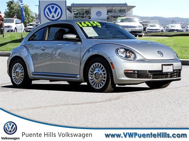2015 Volkswagen Beetle 1.8T City of Industry CA