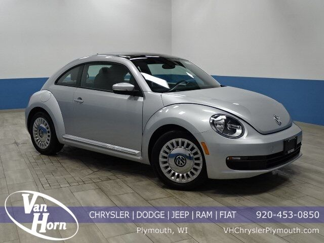 2015 Volkswagen Beetle 1.8T Classic Plymouth WI