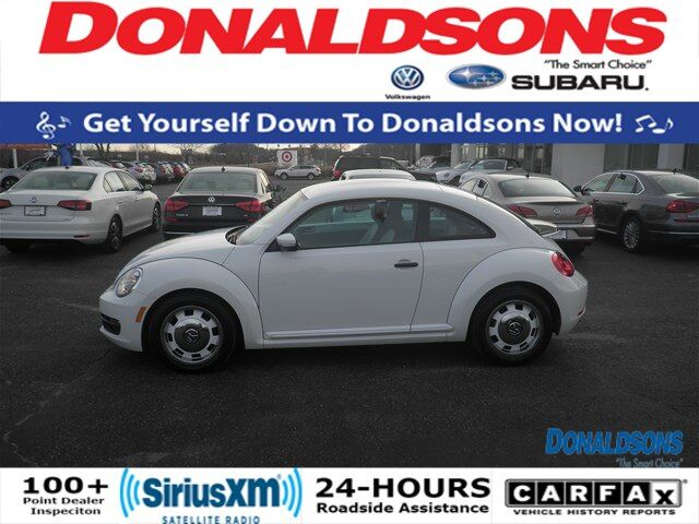 2015 Volkswagen Beetle 1.8T Classic w/PZEV Sayville NY