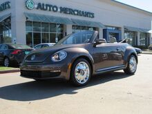 2015_Volkswagen_Beetle_1.8T Convertible w/Sound & Nav LEATHER, HTD FRONT SEATS, KEYLESS START, BLUETOOTH CONNECTIVITY_ Plano TX