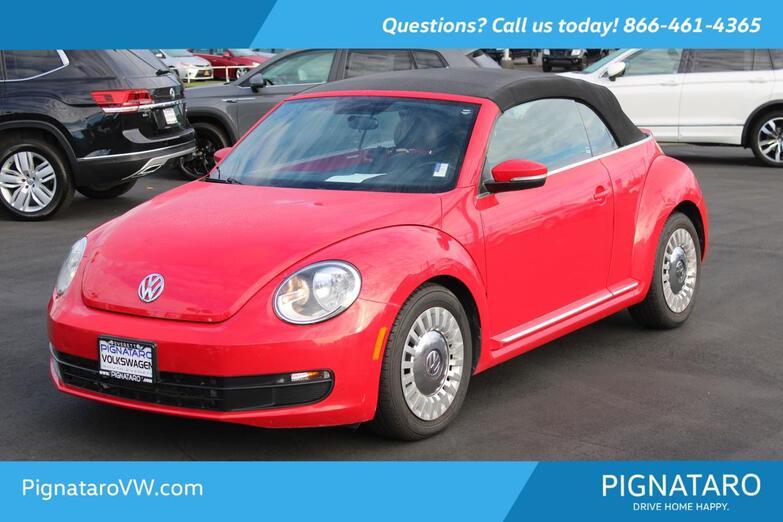 2015 Volkswagen Beetle 1.8T Everett WA