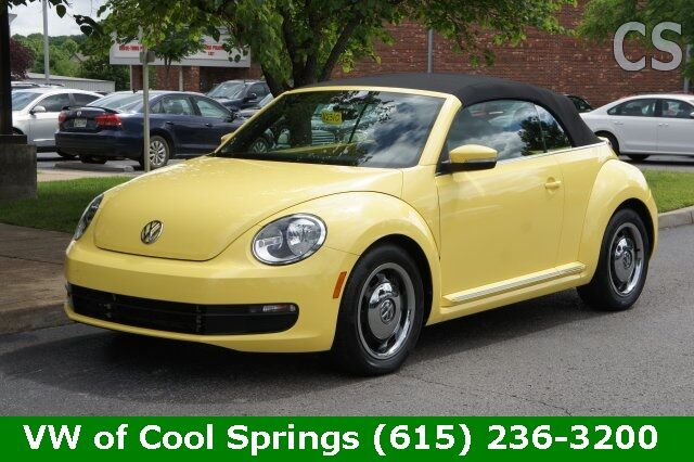 2015 Volkswagen Beetle 1.8T Franklin TN