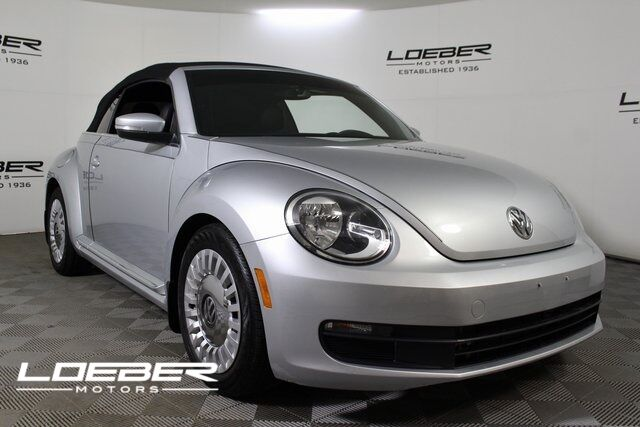 2015 Volkswagen Beetle 1.8T Lincolnwood IL
