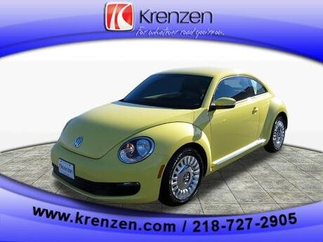 2015 Volkswagen Beetle 1.8T PZEV Duluth MN