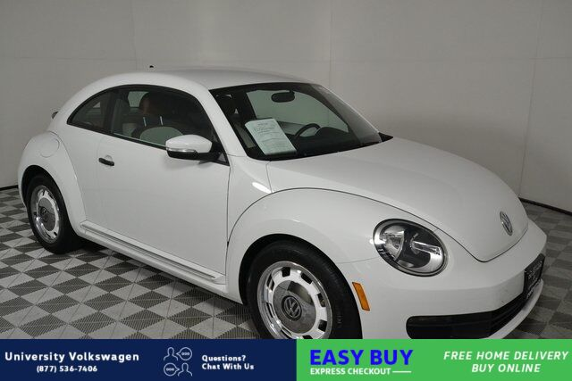2015 Volkswagen Beetle 1.8T Seattle WA