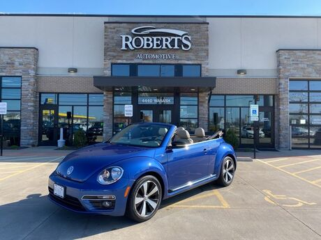 2015 Volkswagen Beetle Convertible 2.0T R-Line Springfield IL