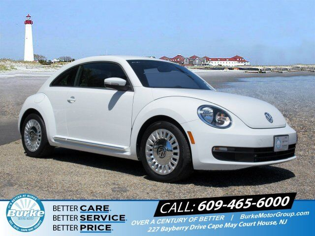 2015 Volkswagen Beetle Coupe 1.8T South Jersey NJ