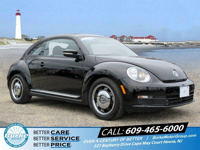 2015 Volkswagen Beetle Coupe 1.8T Classic South Jersey NJ