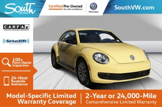 2015 Volkswagen Beetle Coupe 1.8T Fleet Edition Miami FL