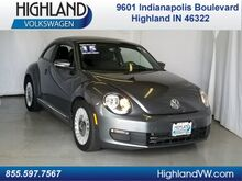 2015_Volkswagen_Beetle Coupe_1.8T w/Sun_ Highland IN