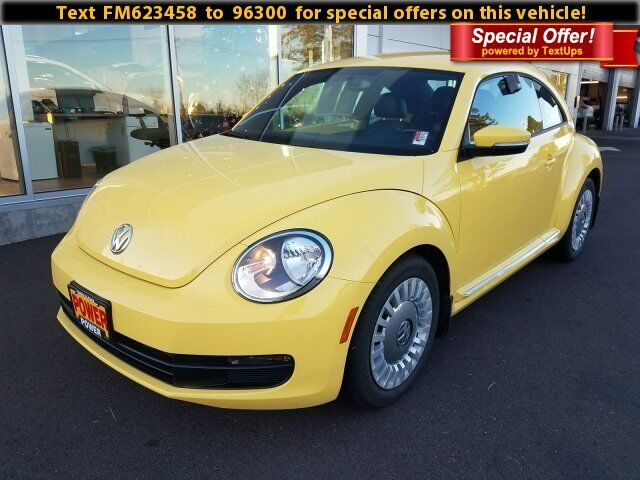 2015 Volkswagen Beetle Coupe 1.8T Corvallis OR