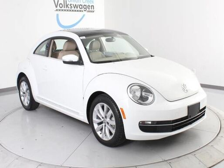 2015_Volkswagen_Beetle Coupe_2.0L TDI_ Longview TX