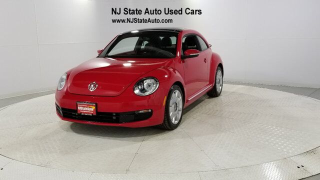 2015 Volkswagen Beetle Coupe 2dr Automatic 1.8T Classic Jersey City NJ